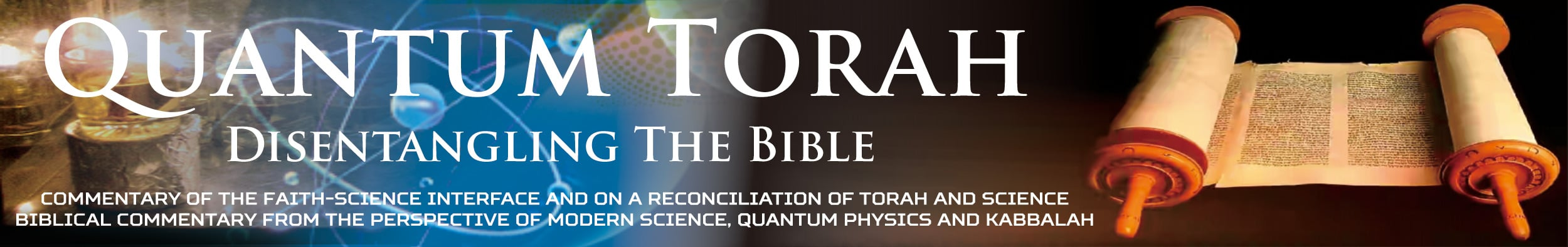 Torah and Science Logo